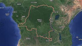 剛果民主共和國(圖/Google Map)
