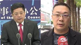 馬曉光,朱學恒(組合圖/資料照)