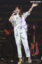 A Lin旅課世界巡迴演唱會Day3。(圖/記者林士傑攝影)