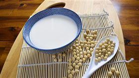豆漿(圖/翻攝自pixabay)