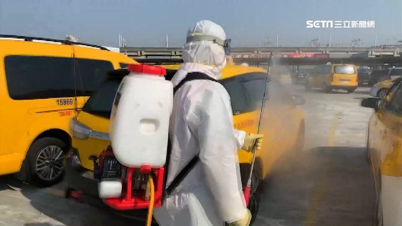 疫情現「搭車寒冬」 運將3招消毒車