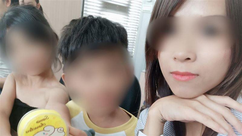 單親狠母「活得太累⋯」灌藥勒斃2兒女 法官裁定收押