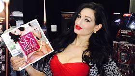 《花花公子》(Playboy)雜誌的前模特兒、性治療師Amie Harwick,前男友謀殺身亡,享年38歲。翻攝Dr. Amie Harwick, MFT臉書
