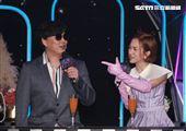 蕭煌奇、LULU主持華視全新台語歌唱綜藝「上奅台灣歌」開播記者會。(記者邱榮吉/攝影)