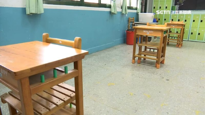 開學防疫 學者提教室座位隔1.8m