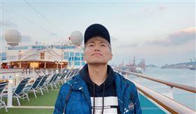 武漢肺炎,鑽石公主號,陳日昇,隔離,下船。翻攝自臉書