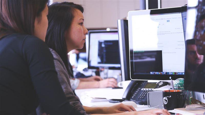 企業出招打肺炎 AI訓練師遠距上班