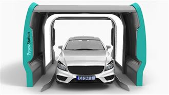 汽車有斷層掃瞄!3D診斷器開發成功
