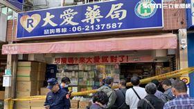 林昱孜攝影 台南 大愛藥局外觀