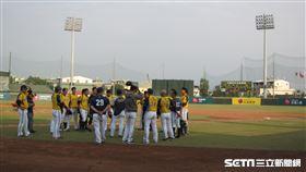 ▲中信兄弟春訓練習賽4連勝。(圖/記者蕭保祥攝影)