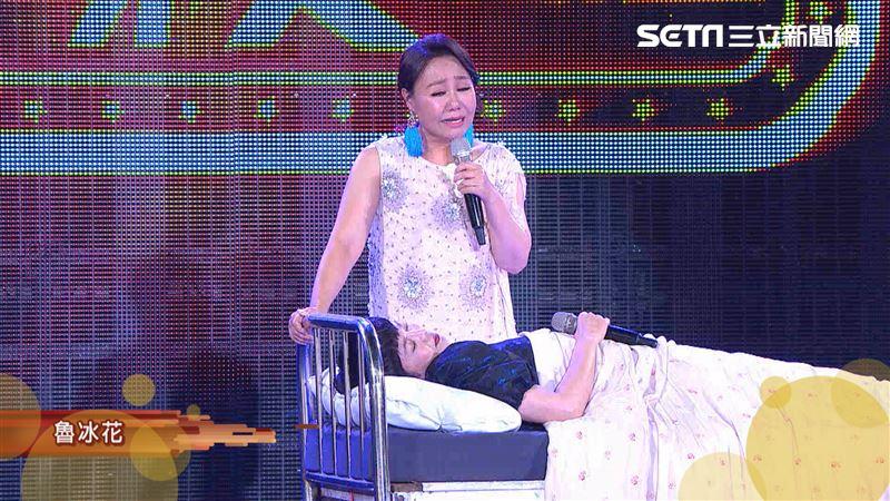 「我沒有用…」呂雪鳳憶母最後遺言 錄影一半崩潰哭倒在地