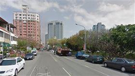 台中,西屯區,白牌車,司機,砍人(圖/翻攝google)