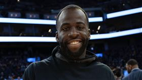 NBA/嘴綠開玩笑:想被買斷去強隊 NBA,金州勇士,Draymond Green,買斷 翻攝自NBA官方推特