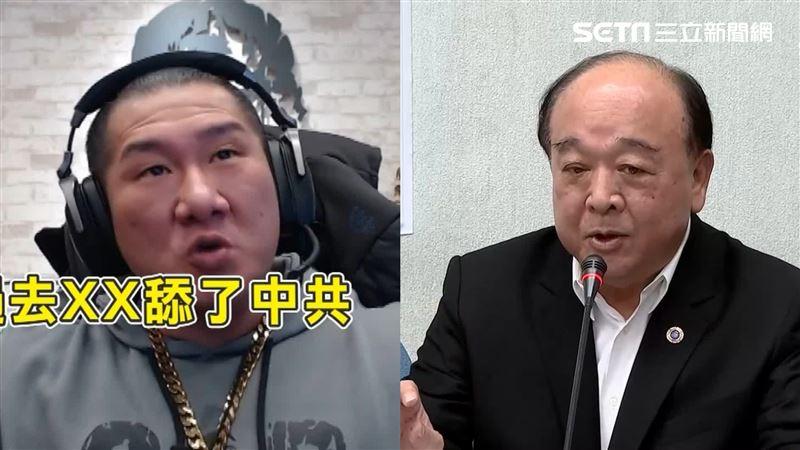 吳斯懷嗆台灣弱者 館長喊沒收退休俸