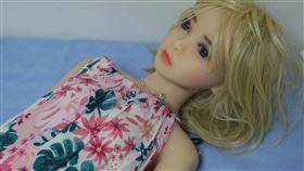 童顏性愛娃娃澳洲一名男子被指藏有童顏性愛娃娃(圖),一旦罪名成立,最重可判入獄15年。(澳洲聯邦警察AFP提供)中央社記者邱德真雪梨傳真 109年2月21日
