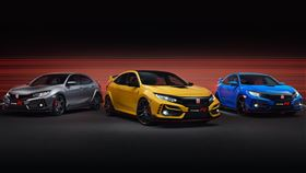 ▲Honda Civic Type R Sport Line(圖/翻攝網路)