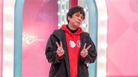 曹西平日前上TVBS《女人我最大》。圖/TVBS提供