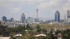 伊朗首都德蘭黑。(圖/翻攝自維基百科)