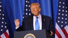 美國總統川普:美中同意恢復談判大阪20國集團(G20)峰會29日落幕,美國總統川普召開記者會表示,美中基本上同意恢復已中斷一陣的談判。中央社記者楊明珠大阪攝 108年6月29日