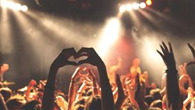 室內活動,live house,演唱會,音樂會(圖/翻攝自pixabay圖庫)