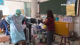 超前準備 國小1.5萬口罩因應開學