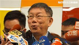 0222台北市長柯文哲(圖/記者林恩如攝影)