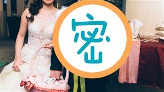 不發喜糖發口罩!婚禮超狂捧花網推爆