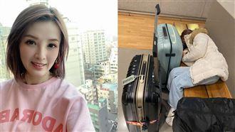 冒風險飛韓國 台8女星驚傳昏倒機場