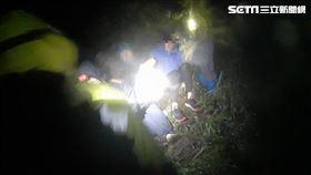 登山客登劍龍稜迷路 瑞芳警提供