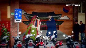文 韓國街發抖1800