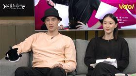 《跟鯊魚接吻》主要演員鍾瑶、羅宏正、張景嵐參與映前直播活動