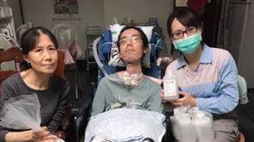 呼吸器無法消毒!肌肉萎縮患者買不到酒精 企業急送暖