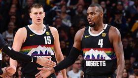 NBA/灰狼7人上雙 輸金塊12分 NBA,丹佛金塊,Nikola Jokic,明尼蘇達灰狼 翻攝自推特