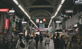 日本,日本街景,板宿,商店街(圖/翻攝自pakutaso)https://reurl.cc/5g0LWv