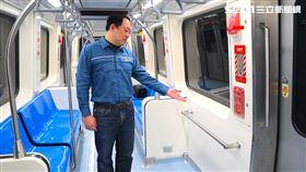捷客,台北捷運,北捷,文湖線,370型電聯車,列車,捷運文湖線 圖/北捷提供