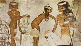 古埃及你不知道的秘密 奴隸須塗蜂蜜