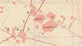 (圖/翻攝自台灣百年地圖)