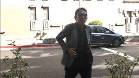 ▲鈕承澤曾表示在中國有拍片計畫,被問到該計畫是否受到武漢肺炎疫情影響,他不願多談。(圖/記者楊佩琪攝)