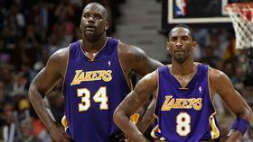 俠客曾勸多傳球 柯比回應超霸氣 NBA,Kobe Bryant,Shaquille O'Neal,洛杉磯湖人 翻攝自推特