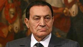 埃及前總統穆巴拉克(Hosni Mubarak) 推特