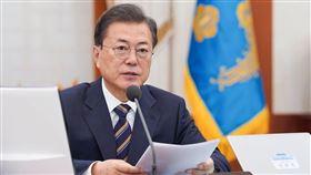 南韓,韓國總統文在寅 圖翻攝文在寅臉書