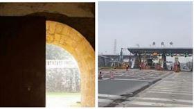 ▲城門、武漢(組合圖,資料畫面)