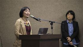 簡稱促轉會建置的「台灣轉型正義資料庫」26日正式上線並召開記者會。