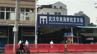 華南海鮮市場是源頭?1號患者沒去過