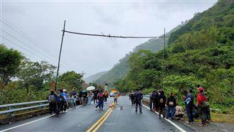 土坂部落舉行遮護儀式 祈求族人健康