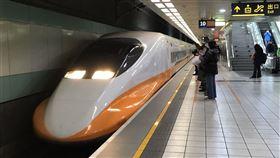高鐵今晚加開一班車。(圖/記者陳弋攝影)
