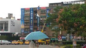 台北市房市,老屋,公寓。(圖/記者陳韋帆攝影)
