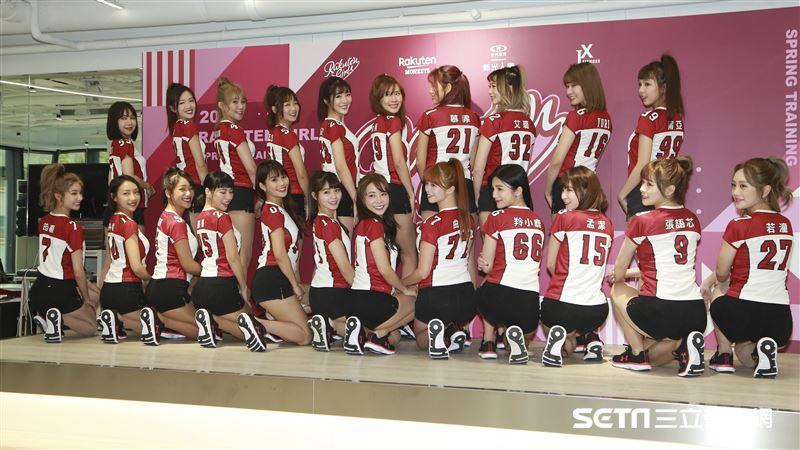 樂天女孩預告 史上最多成員女團現身