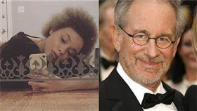 史蒂芬史匹柏(Steven Spielberg) 的23歲養女米凱拉(Mikaela Spielberg) 圖/IG IMDb