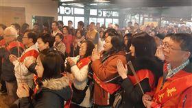 每次陽明山姜太公道場舉辦法會,皆擠滿信眾,道場為配合政府政策,順應民情,現階段採取「防疫不聚眾」,請信眾不必出席法會。